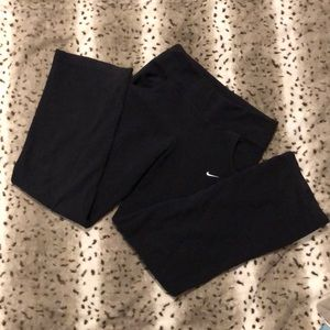 Nike thermal fit fleece pants
